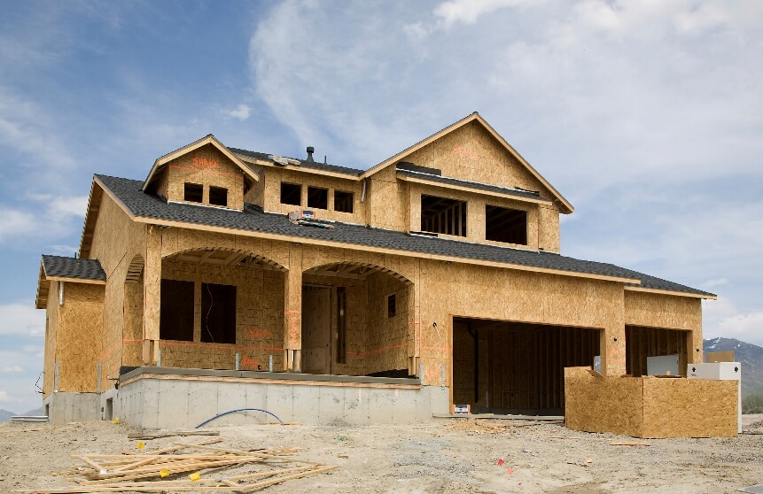 New Housing Construction Reaches 4 Year High