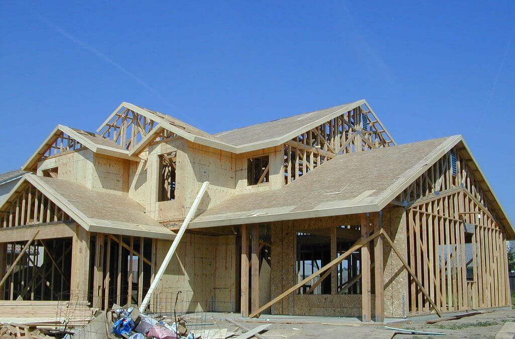 Home Builders Happily Strive to Keep Up with Surging U.S. Home Demand