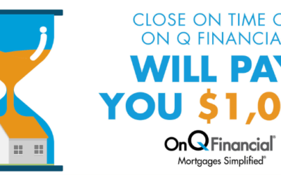 On Q Financial's On Time Closing Guarantee