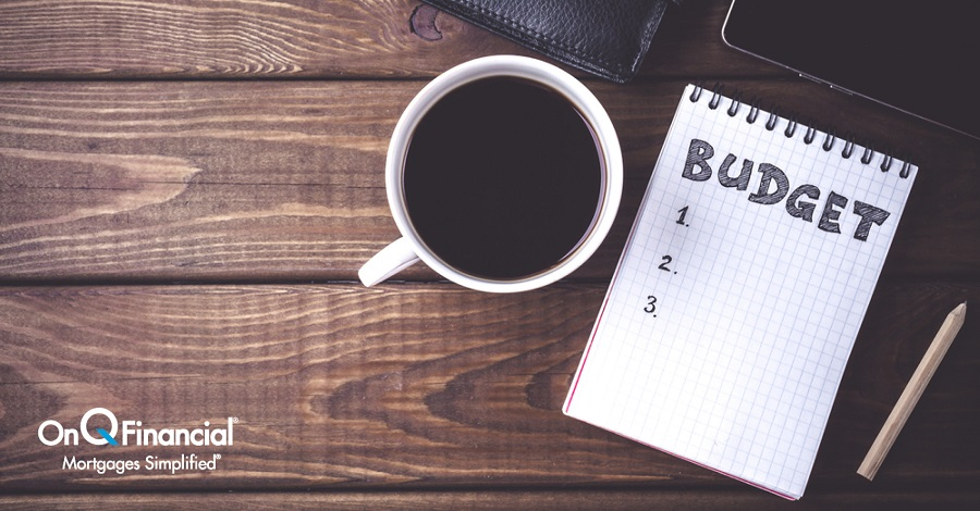 How to Build (And STICK TO) A Budget