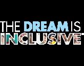 The Dream Is Inclusive Logo