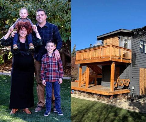 Kelly Clarkson O'Brien family